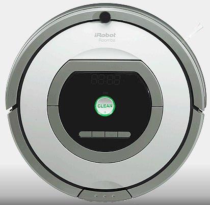 【送料無料・日本語取説・オリジナル保証7年付】 日本未発売 iRobot Roomba アイロボット ルンバ760【並行輸入】