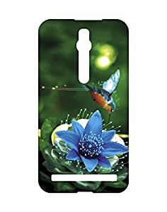 Crackndeal Back Cover for Asus Zenfone 2