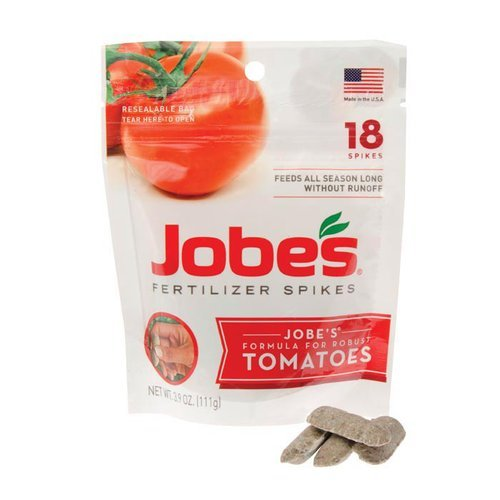Jobe's 8-Week Time Release Tomato Fertilizer Spikes - 18 Count james e fifty shades darker