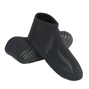 Phantom Aquatics 3mm Neoprene Fin Socks by Phantom Aquatics
