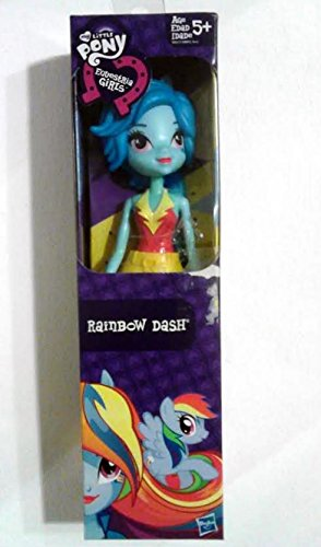 My Little Pony Equestrian Girls Rainbow Dash - 1