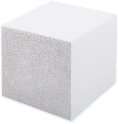 smoothfoam-cube-crafts-foam-for-modeling-5-inch-white