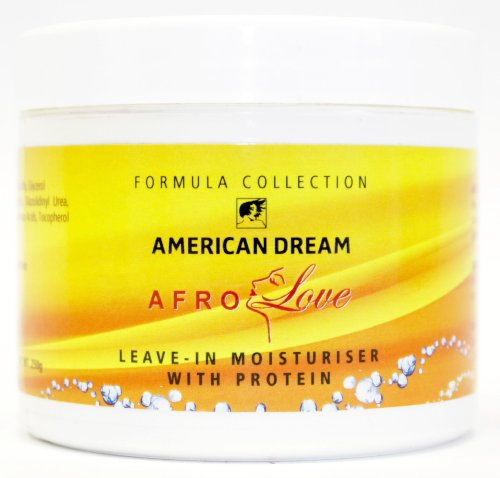 Amore Afro American Dream leave-in trattamento con proteine - 250g, 1er Pack (1 x 250g)