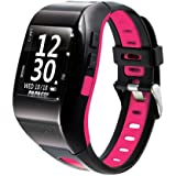 PAPAGO GW770PN-US GoWatch 770 Multi-Sports GPS Watch (Pink)