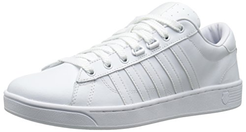 K-Swiss Men's Hoke CMF Shoe, White/White, 10 M US