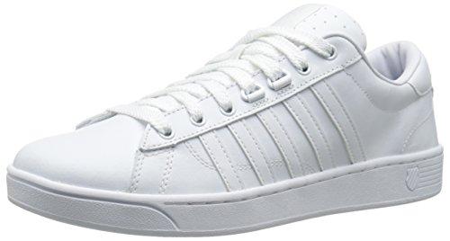 K-Swiss Men's Hoke CMF Shoe, White/White, 9 M US