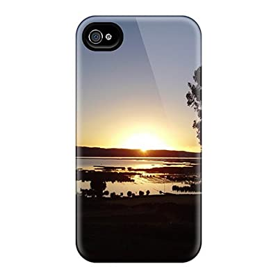 New Arrival Iphone 4/4s Case Lake Titicaca Case Cover