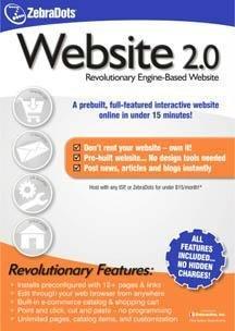 Zebradots Website V2