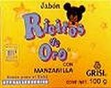 Ricitos De Oro Baby Soap 100 g 3 Pack