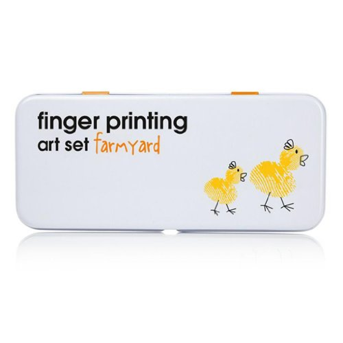 Finger Printing Art Set - Farmyard