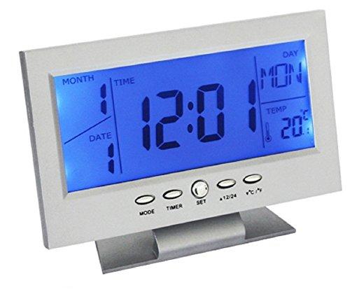 digital-table-clocks-silver-led-voice-control-back-light-alarm-desk-clock-weather-monitor-calendar-w