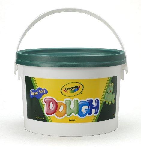 Crayola Dough 3lb Bucket Green (Air Dry Dough compare prices)