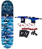 ALIEN WORKSHOP COMPLETE Skateboard AWS ROB DYRDEK COLORSYNC II 7.75