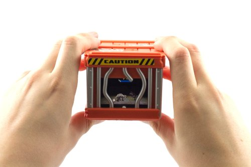 【日本正規代理店品】【iPhoneをケージにセットして遊ぶ3D恐竜バトル】 Looksi Battle Dino LO02