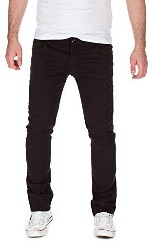 Yazubi -  Jeans  - Uomo Nero (1000) W29/L34