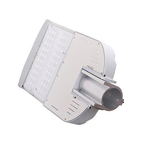 Protezione impermeabile Area Tongjing 60W 2500-7500K LED Luce stradale Sicurezza Apparecchio di illuminazione 4500-6500Lm IP65 per Esterni Casa AL-I-LL60W