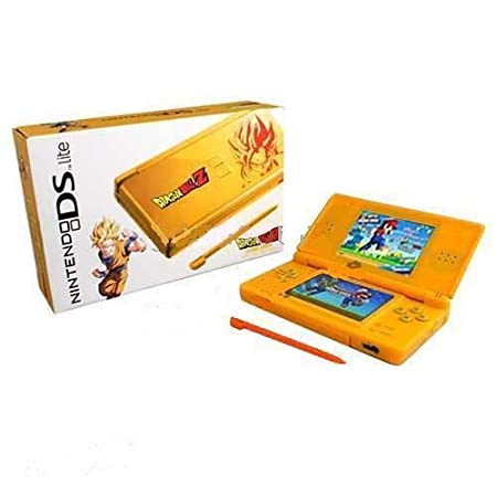 Nintendo Ds Lite Dragon Ball Z