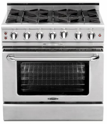 Capital-MCOR364BN-36-four-Open-Burner-BBQ-Burner-all-gas-manual-clean-range-Natural-Gas