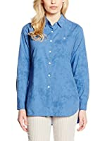 CONTE OF FLORENCE Camisa Mujer (Azul)