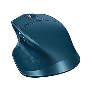 Logicool ロジクール MX2100sMT MX Master 2S ワイヤレスレーザーマウス ミッドナイトティール