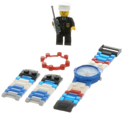 LEGO 乐高 Kids' 儿童系列 手表+闹钟套装 9009938 都市警察 $29.99图片