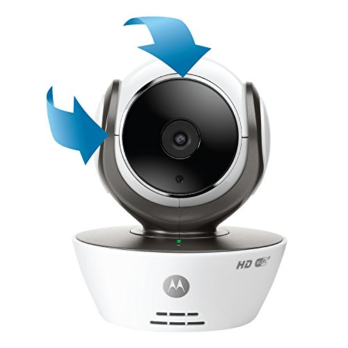 motorola mbp853connect digital video baby monitor with wi fi internet viewing. Black Bedroom Furniture Sets. Home Design Ideas