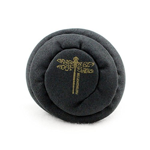 dragonfly-footbags-black-hole-single-panel-metal-filled-hacky-sack