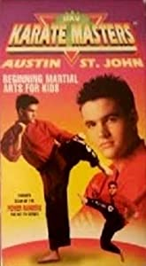 Amazon Com Karate Masters Martial Arts For Kids Vhs