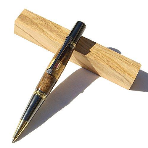stylo-modele-majestic-squire-en-ronce-de-noyer-avec-incrustation-bague-de-cigare