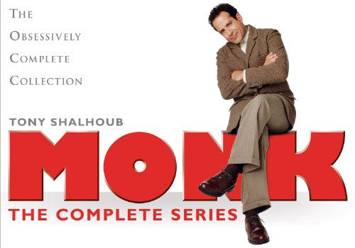 Monk: The Complete Series - Limited Edition