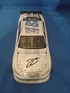 JIMMIE JOHNSON SIGNED Autographed 2012 LOWE