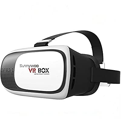 VR Virtual Reality 3D Glasses Headset Box for Apple iphone 6 6s plus samsung Galaxy S6/S7/NOTE4/NOTE5/LG G4/Nexus 6/6P