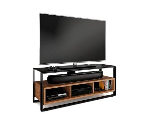 Bdi Sonda 8656 Natural Walnut Premium AV Stand