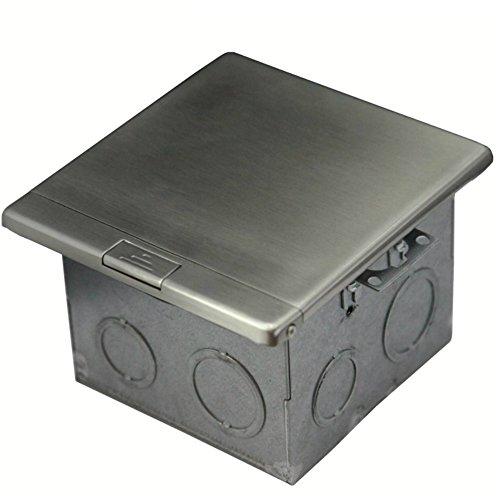 Floor box slide open kit by top greener ss