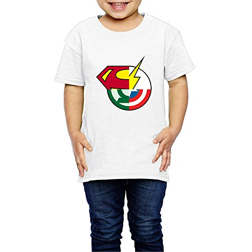 KIDDOS Toddler Kids American Comic Film Shirt 2 Toddler