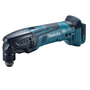 Makita 18V Lithium-Ion Cordless Oscillating Multi-Cutter Body Only