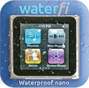 Image #1 of Waterfi Waterproof iPod NANO