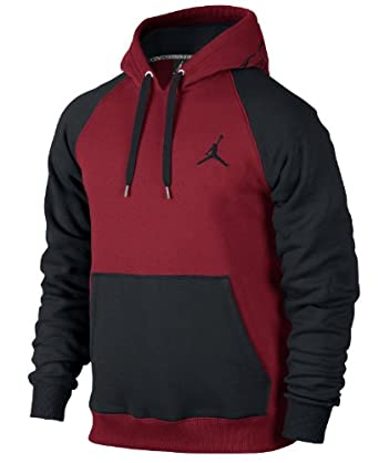 nike air jordan flight minded hoodie hoody black red rrp. Black Bedroom Furniture Sets. Home Design Ideas