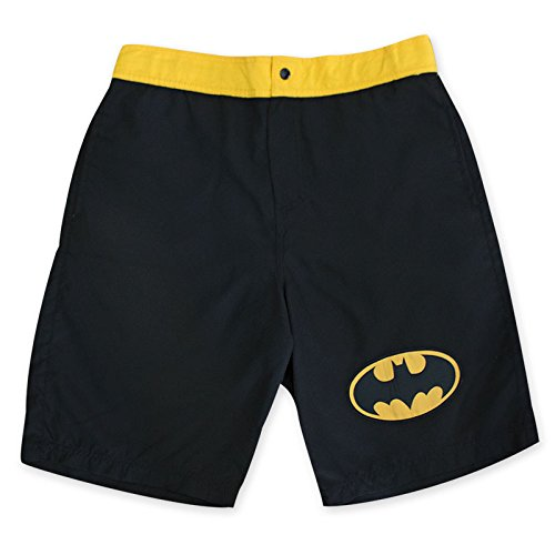 DC Comics Batman Logo Mens Boardshorts (Large)