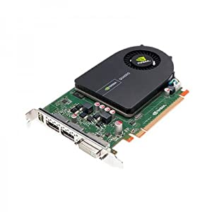 nVidia Quadro 2000 Professional CAD DCC Workstation Graphics Card , 1Gb GDDR5 , 128-bit 41.6 GB/s Memory Bandwith , 192 CUDA Cores , PCI-E PCI Express 2.0 x16 , Dual Link DVI-I and 2 x DisplayPort , Dell P/Ns : 2PNXF , 8MDMW , GGMPW
