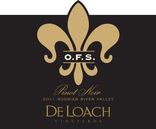 2011 Deloach Vineyards Ofs Pinot Noir 750 Ml