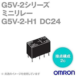 オムロン(OMRON) G5V-2-H1 DC24 ミニリレー NN