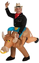Rubie's Costume Inflatable Bull Rider