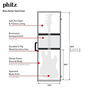 Acoustic Guitar Wood Case by Phitz from Phitz