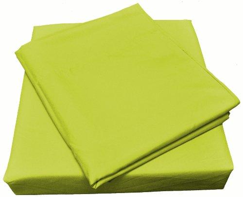 Green Satin Sheets front-120266