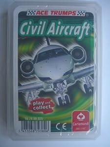 Ace Trumps - Civil Aircraft