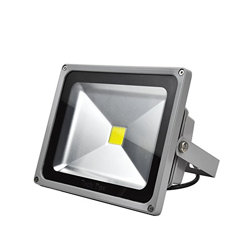 30W Led Flood Light Cool White Lamp Landscape Outdoor Waterproof £¬120 Degree Beam Angle