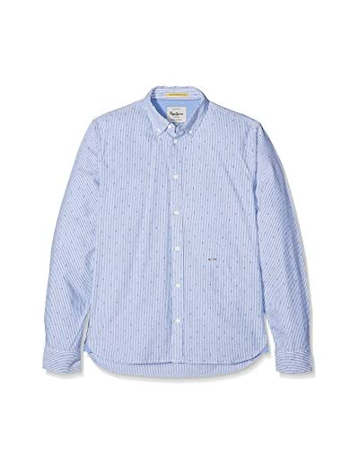 Pepe Jeans London Camisa Hombre Logan