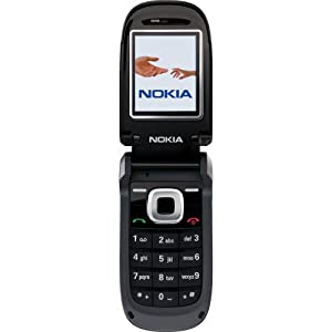 Amazon.com: Nokia 2660 GSM Dualband Phone (Unlocked): Cell Phones