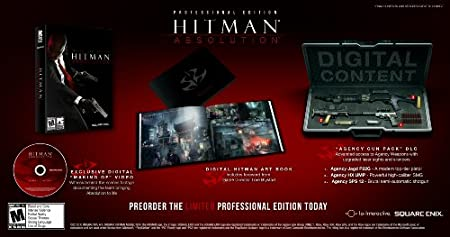 Hitman Absolution: Professional Edition [Download]
